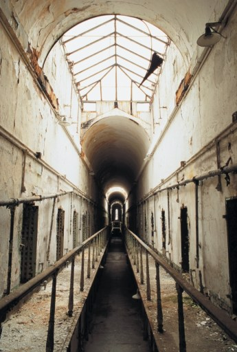 Bron: Eastern State Penitentiary