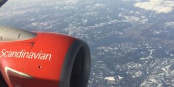 Met SAS naar Oslo
