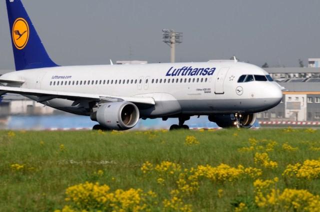 Airbus A320 in Lufthansa livery (Bron: Lufthansa Group)