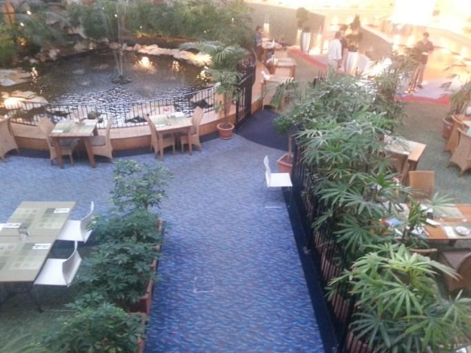 Holiday Inn Leiden Restaurant