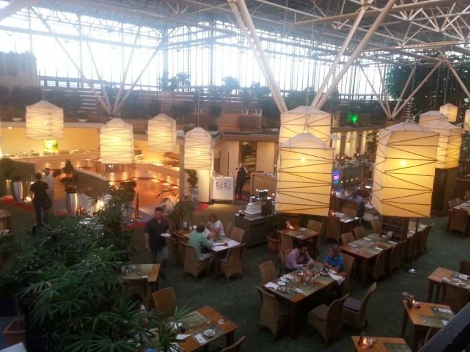 Holiday Inn Leiden buffet