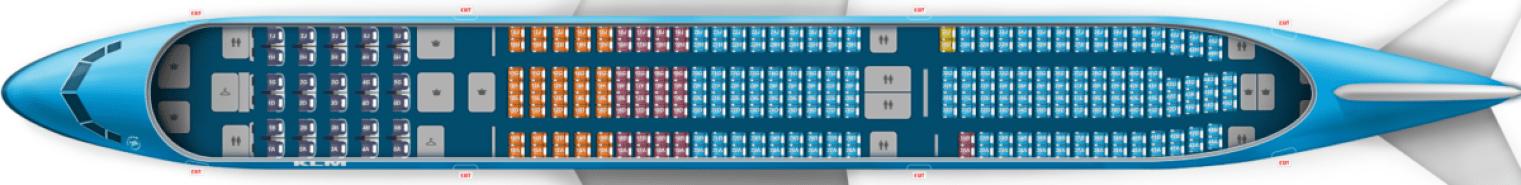 A330-300 KLM