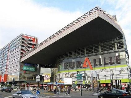 Shopping Euralille