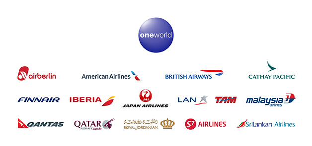 Oneworld, British Airways, avios, Japan, Japan Airlines, China,