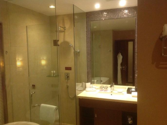 Mercure Beijing Downtown, regendoche, Accorhotels, Mercure