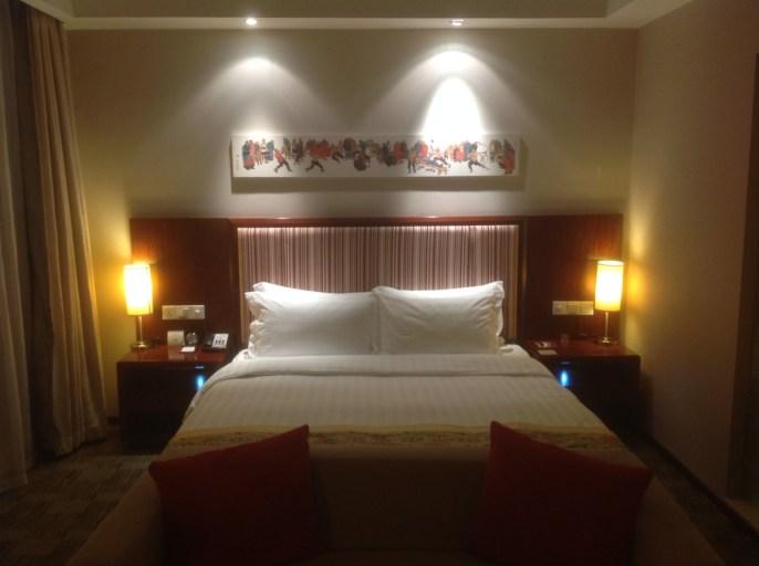 Kingsize, Mercure Beijing Downtown, Accor, Suite