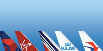 Virgin, Delta, Air France-KLM