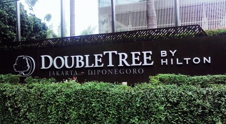 Hilton, DoubleTree, Jakarta, Diponegoro