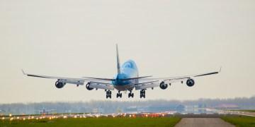 Schiphol Airside runway