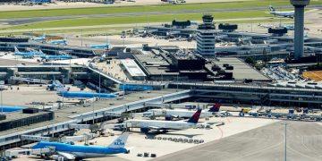 Gewilde slots op Schiphol