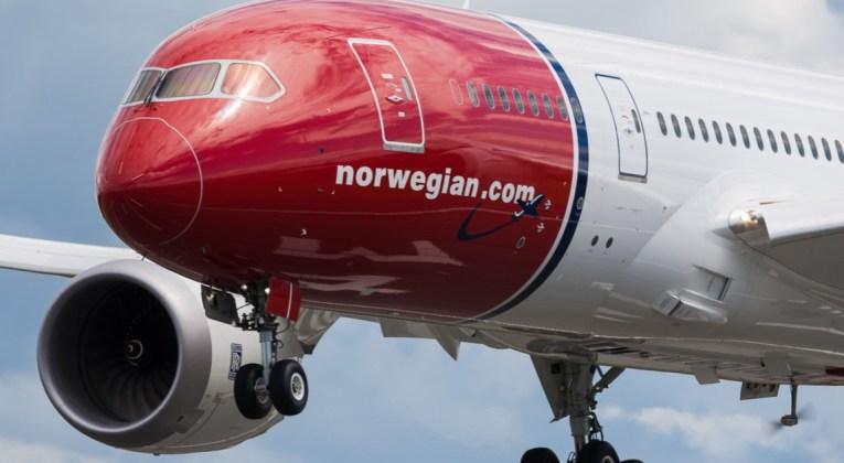 Norwegian nog vaker naar de VS