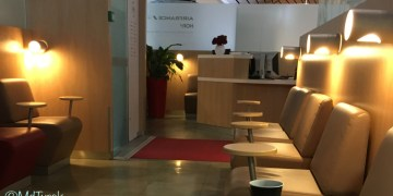 Review Air France Lounge Lyon Saint-Exupéry Airport