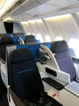 KLM A330 WBC