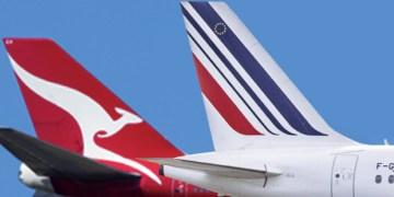 Qantas Air France