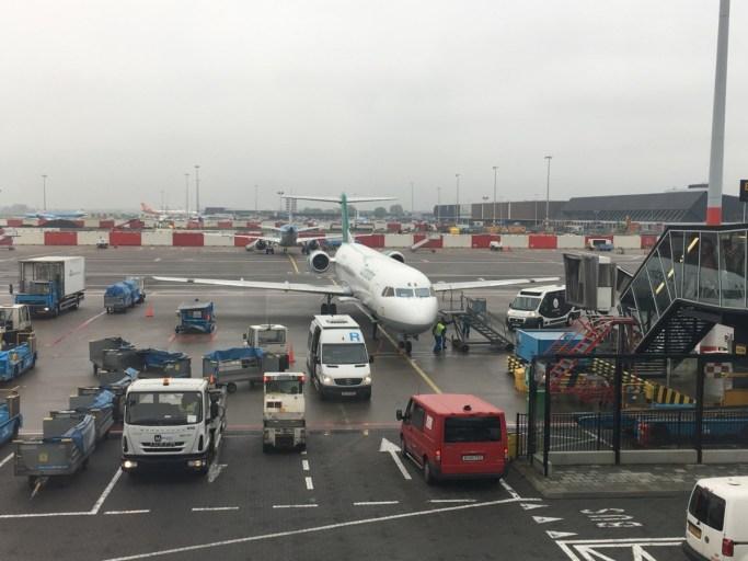 KLM introduceert een zelflerend bagagesysteem
