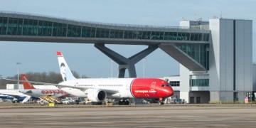 3,5 miljoen passagiers in mei vervoerd door Norwegian