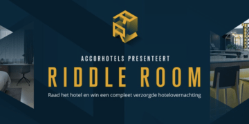 Win een hotelovernachting met de Accor Game, Riddle Room