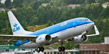Boeing 737 van KLM (Bron: KLM)