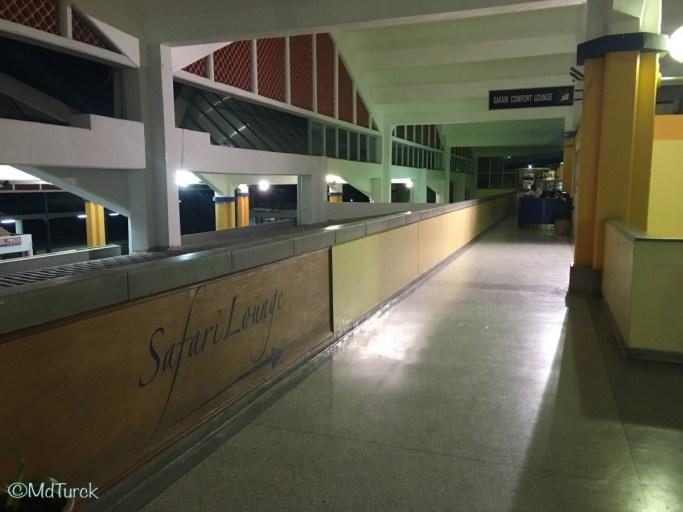 Review - Mombasa Moi International Airport (MBA) & Safari Lounge