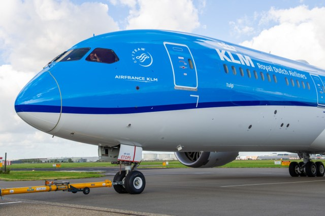 Vlootvernieuwing bij KLM