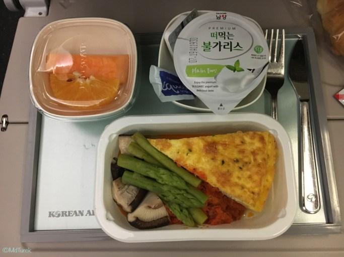 Review: Korean Air Airbus A330 Economy Seoul - Brisbane