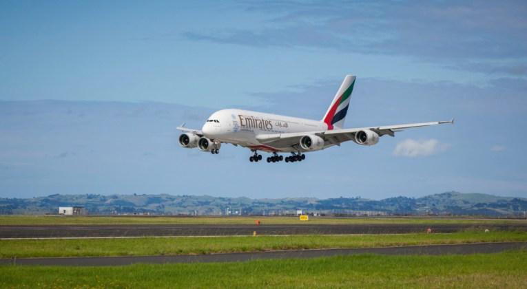 Welke Fifth Freedom Flights heeft Emirates?