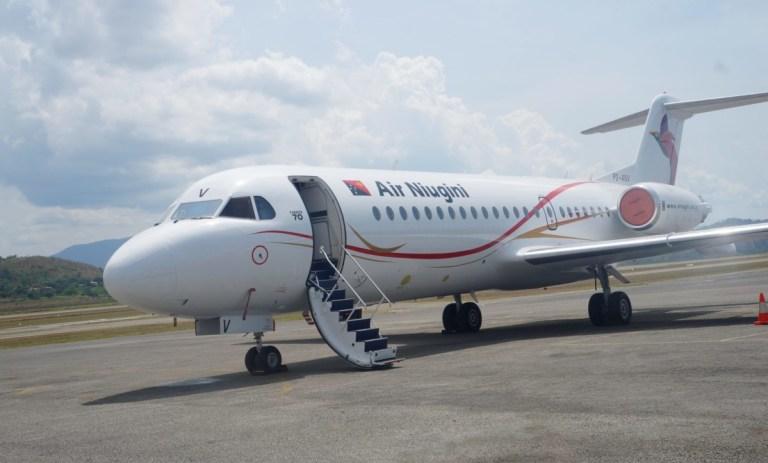Fokker 70 Air Niugini