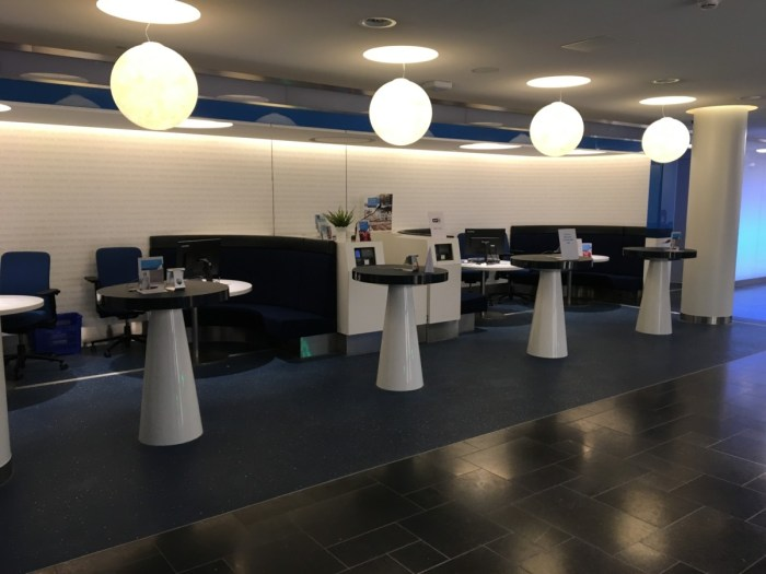 Review: Vernieuwde KLM Crown Lounge 52 - Fase 1