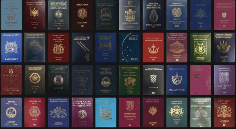 Verschillen paspoort Nederland en België