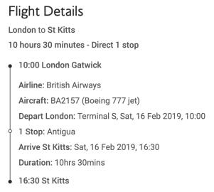 Welke Fifth Freedom Routes vliegt British Airways?