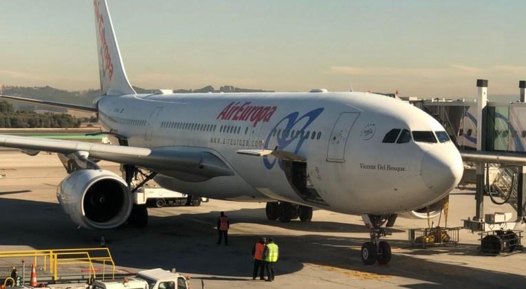 madrid, air europa, terminal 2