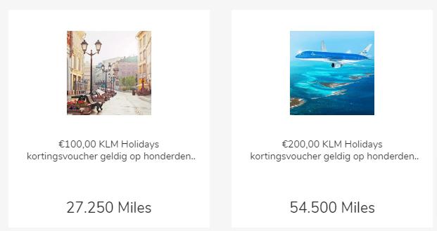 KLM Holidays Flying Blue