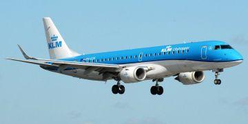Na lange tijd van groei nu een dipje in groei KLM