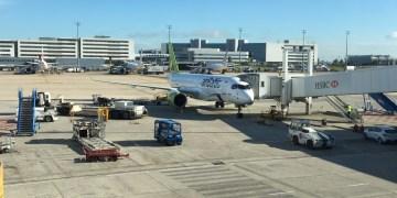 airBaltic uitsluitend nog met A220 de lucht in