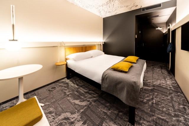 Kamer in een Ibis hotel (Bron: Ibis)