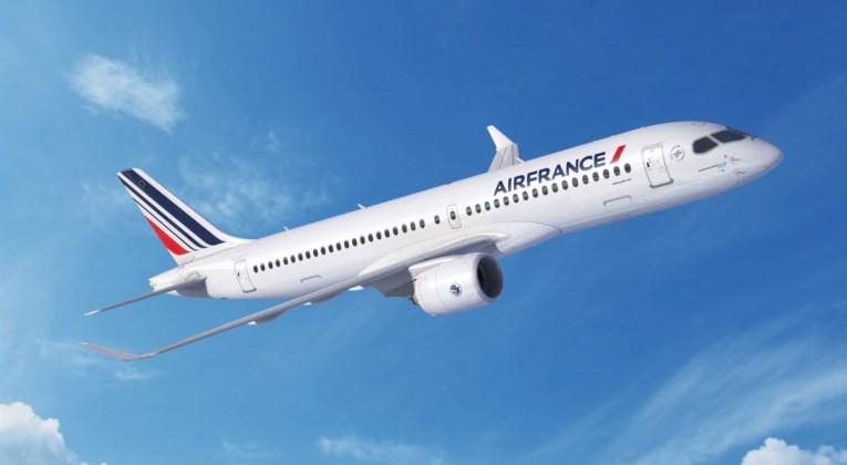 Air France bestelt 60 Airbus A220 toestellen (Bron: Airbus(
