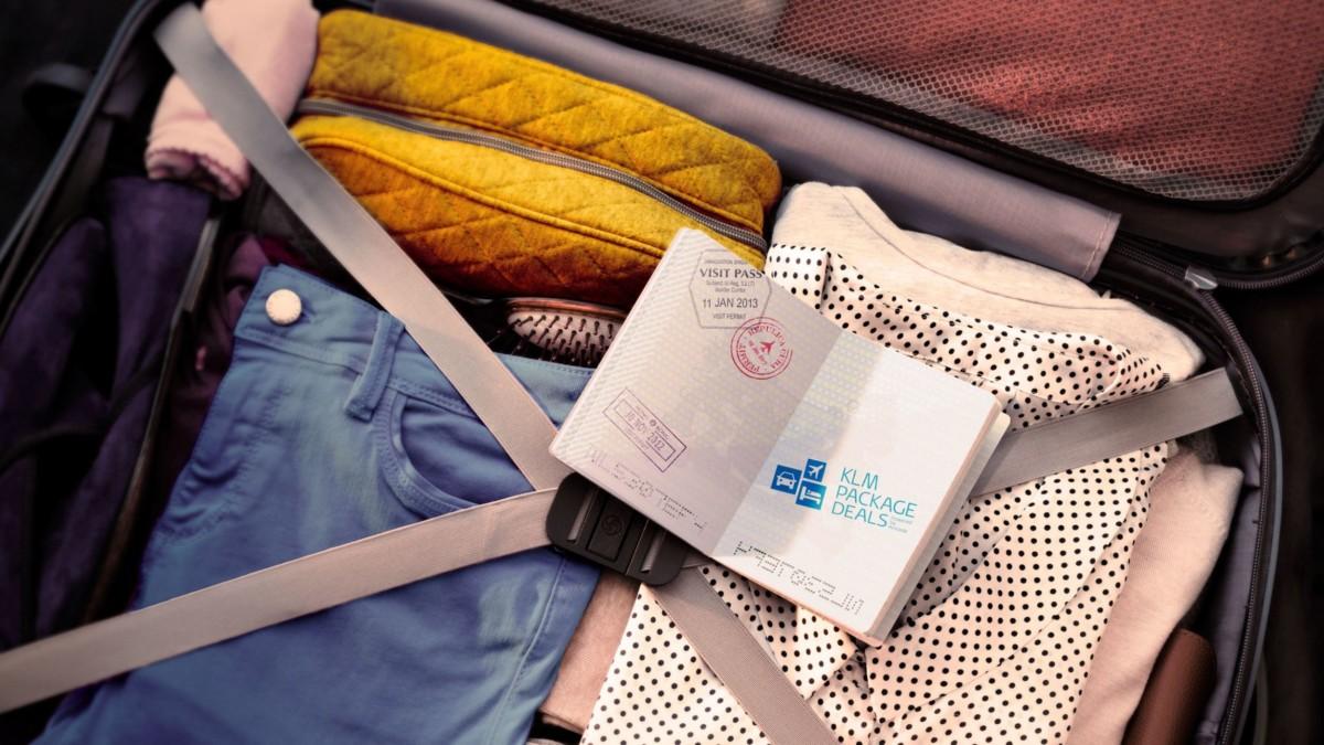 Verdien extra Flying Blue miles met de KLM Package Deals