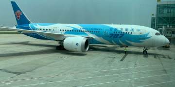 Review: China Southern Economy Class – Boeing 787-8 Dreamliner   Dubai - Wuhan