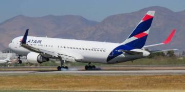 Welke Fifth Freedom Flights vliegt LATAM?