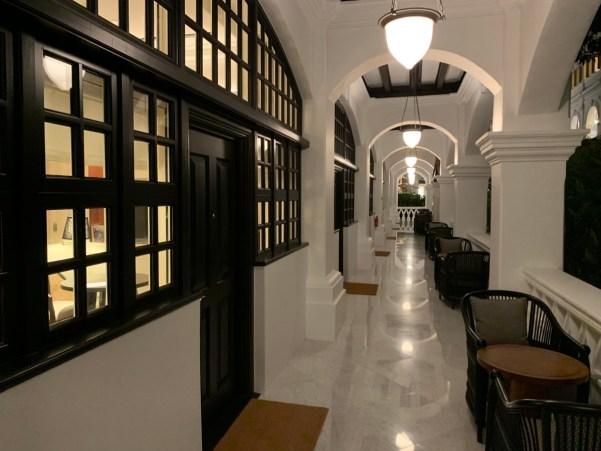 InsideLook: Heropening historisch Raffles Singapore