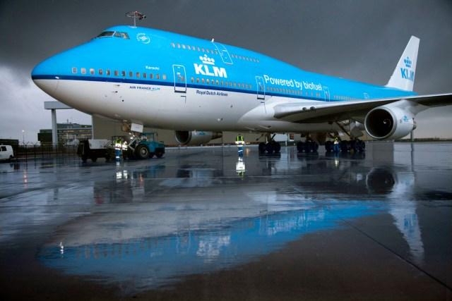 Duurzaamheid in de luchtvaart