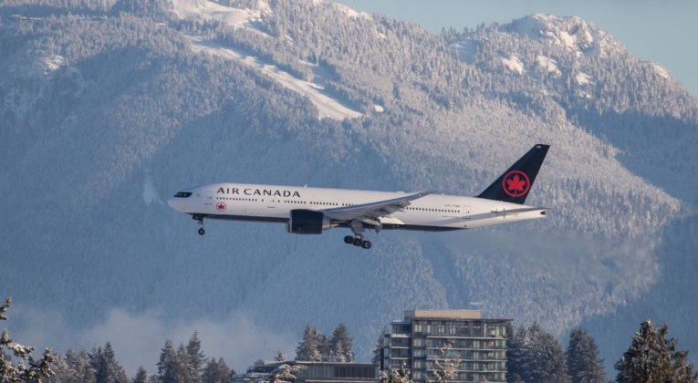 B777-200LR Air Canada