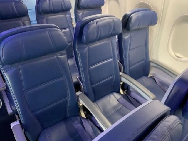 Review Delta A319 Economy - Los Angeles naar San Francisco