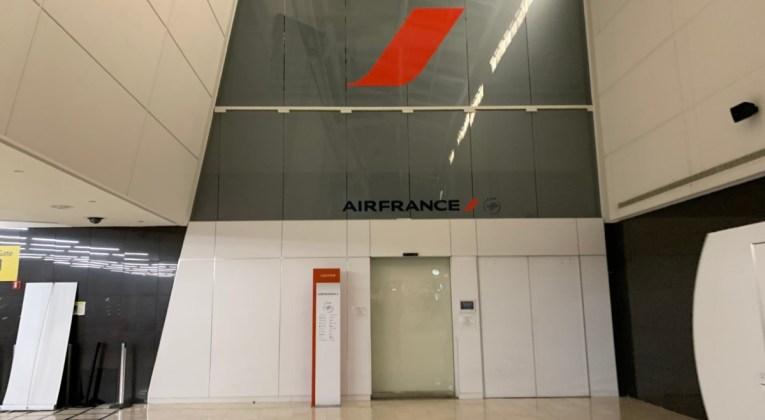 Review - Air France Lounge New York JFK Lounge Terminal 1