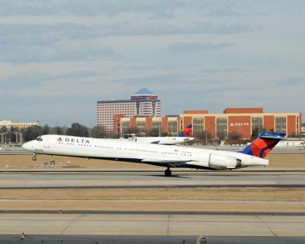 Delta neemt afscheid van MD 88, 90 en Boeing 777
