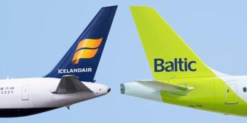 AirBaltic en Icelandair starten codeshareovereenkomst (Bron: AirBaltic / Icelandair)