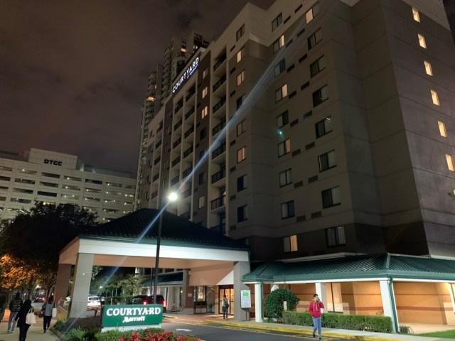 Review: Courtyard Jersey City Newport