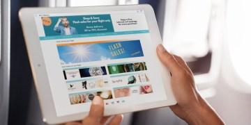 Austrian en Lufthansa testen nieuw inflight shopping