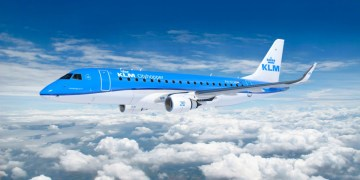 Minder Europese KLM vluchten tijdens winter 2020-2021