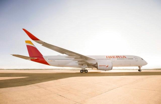 Airbus A350 van Iberia (Bron: Iberia)